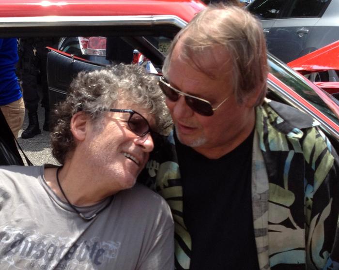Paul Michael Glaser and David Soul