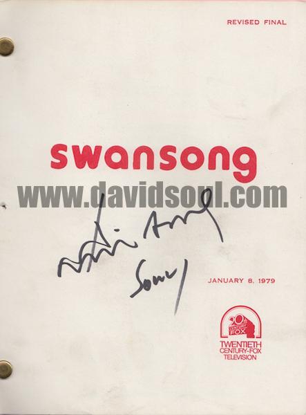 David Soul — Swanson