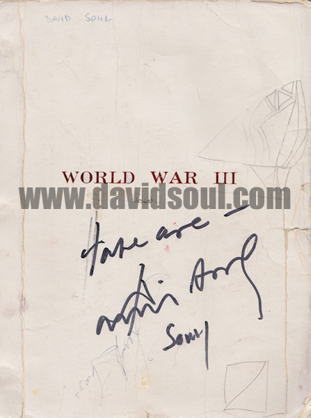 David Soul — World War III