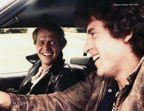 David Soul and Paul Michael Glaser